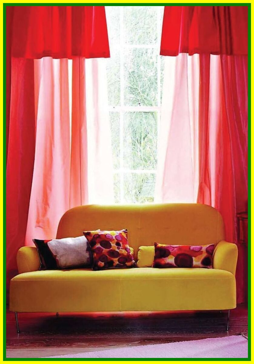 83 Reference Of Red Couch Blue Curtains In 2020 Yellow Decor Living Room Living Room Colors Red Curtains