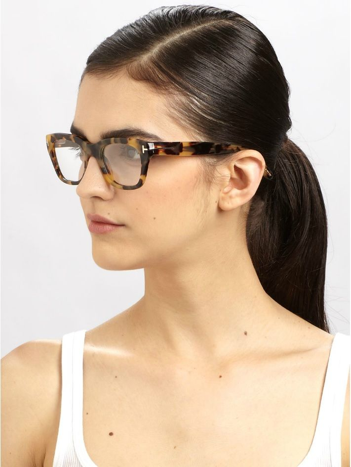 18a7d685f9 Tom Ford- Havana Frames in Tortoise Eye Care Center