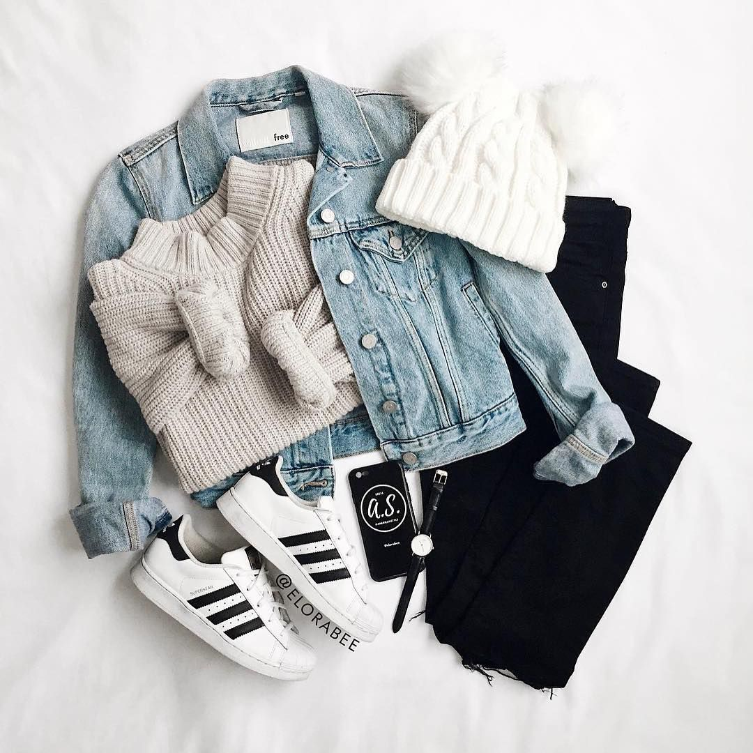 Which item would you add to your shopping list? credit @elorabee #americanstyle #ootd #outfit #style #shopping #fashion