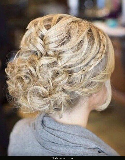 Homecoming hairstyles updos