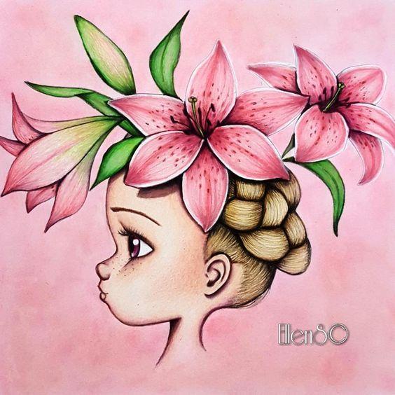 Иллюстрации Еmmanuelle Сolin | Иллюстрации, Милые рисунки ...