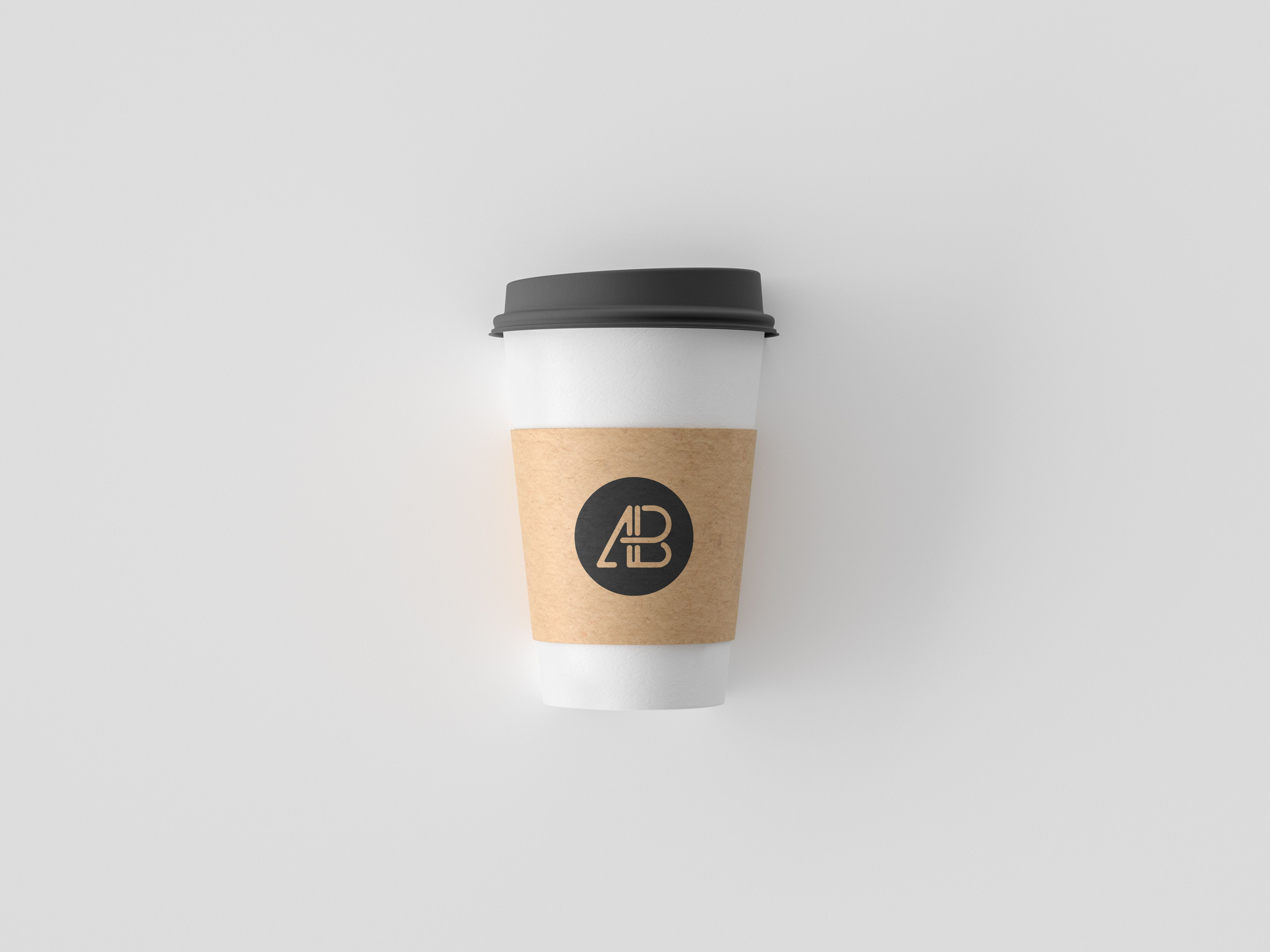 Simple Coffee Cup Mockup Coffee cups, Coffee branding