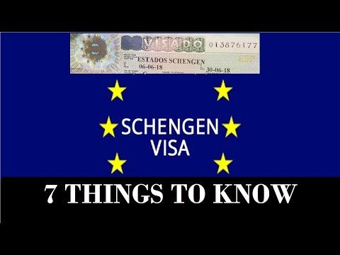 Schengen Visa Travel Insurance Deductible Video Schengen ...