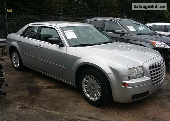 Chrysler 300 At Auction Vin 2c3ka43r06h303618 Odometer 355 905