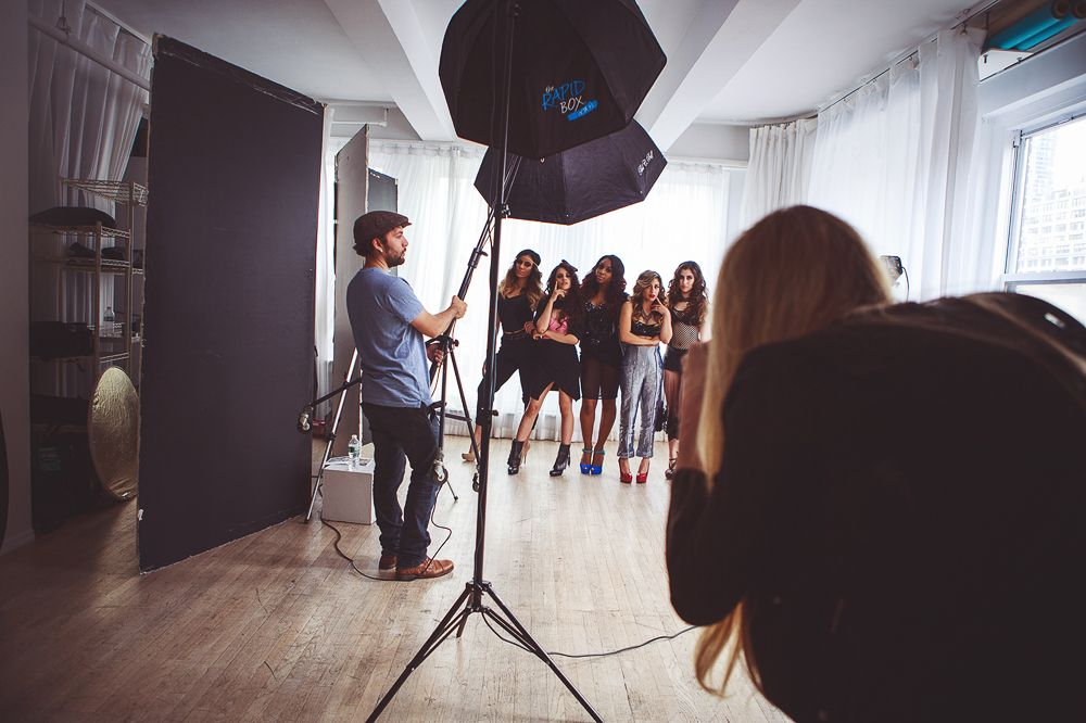 © Krista Lajara Behind the Scenes with Fifth Harmony