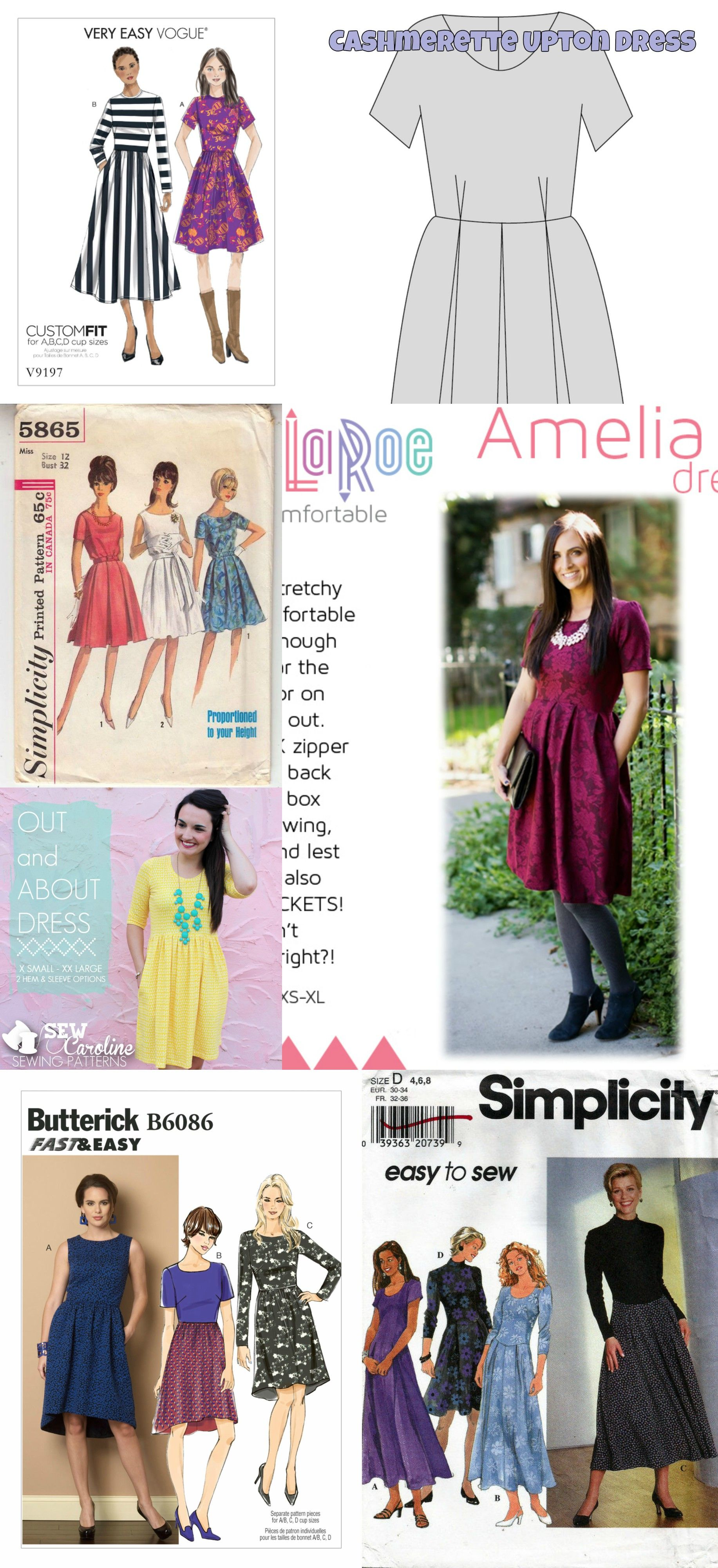 Dupe the Amelia Dress my LuLaRoe! This one is a little harder. You ...