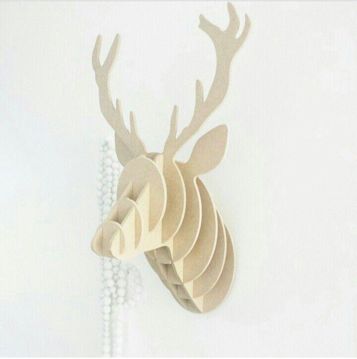 Oh Deer Kerstversiering Deco Decoratie