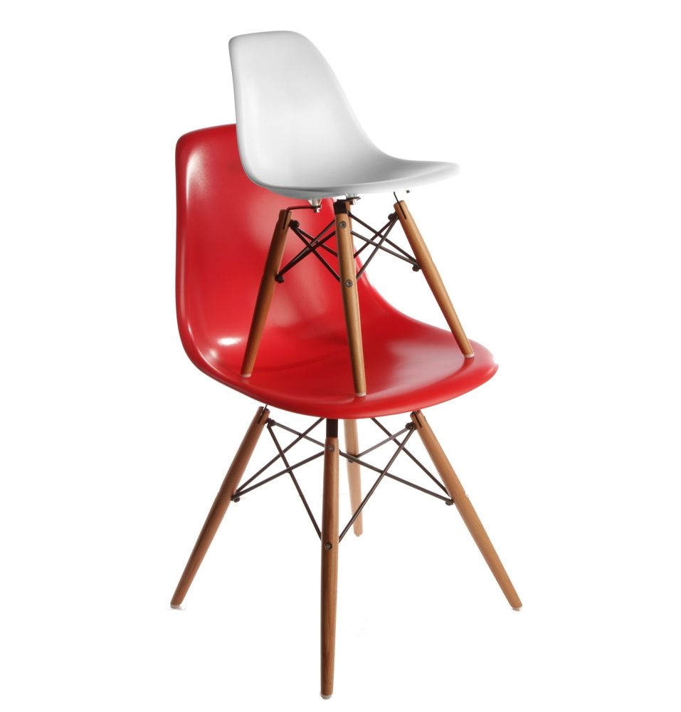Replica Eames DSW Side Chair Junior by Charles and Ray