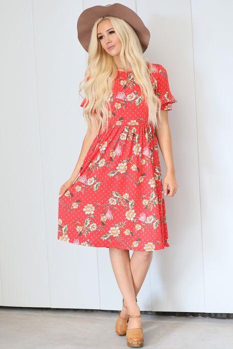 e2b2aa652d0f Mikarose Clothing Nessa Dress - MK24680 Mikarose Clothing | MIKAROSE ...