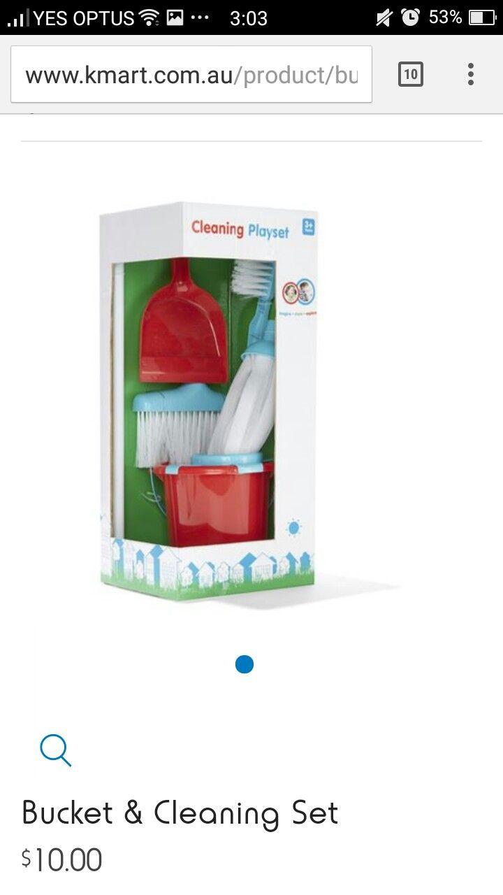 www kmart com au product bucket cleaning set 844305 10 baby