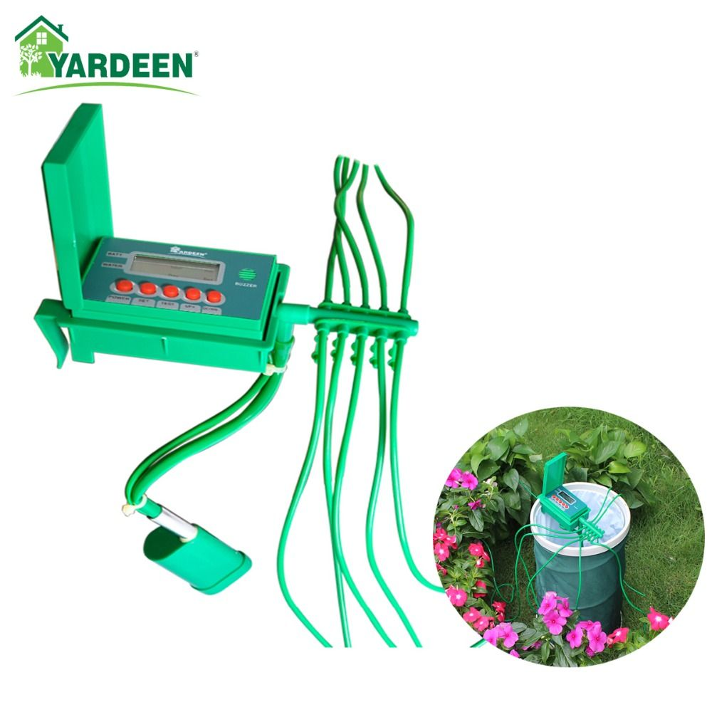 Home Indoor Automatic Smart Drip Irrigation Watering Kits 400 x 300