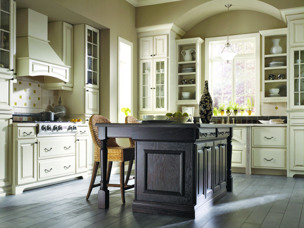 thomasville kitchen cabinets penny tile backsplash traditional from classic fallidays