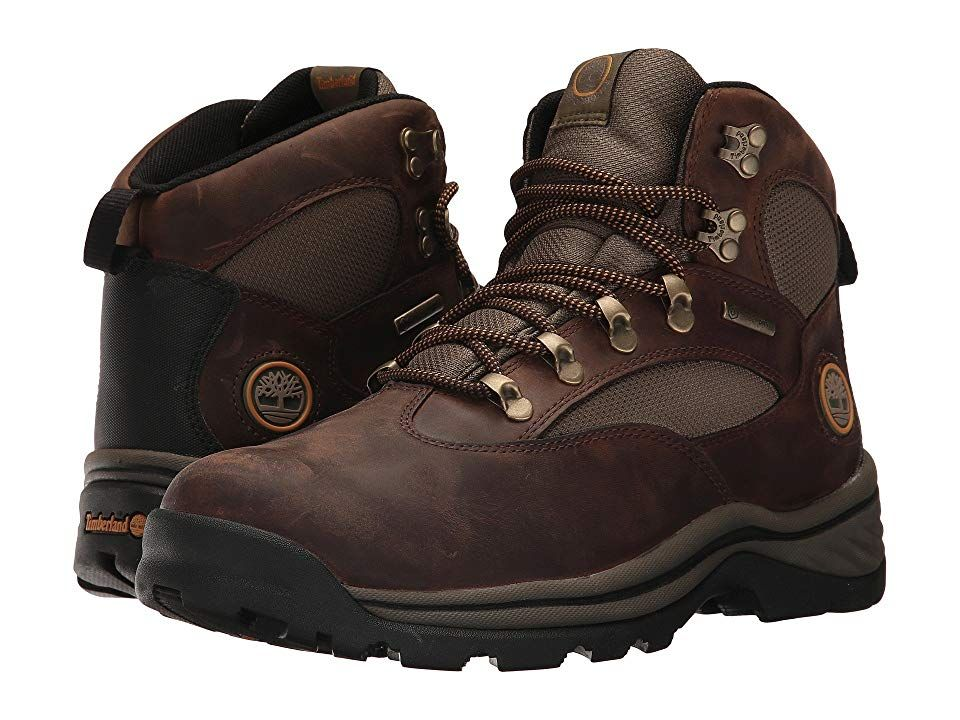 912de6b528e Timberland Chocorua Trail Mid Waterproof Men's Hiking Boots Dark ...