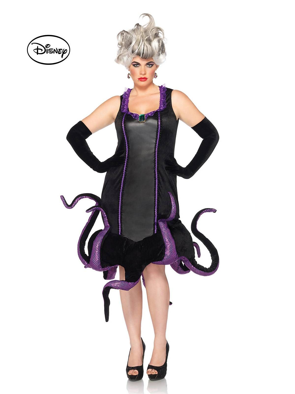 c86c1e452 Disney The Little Mermaid Ursula Plus Size Sexy Costume Adults - Fairytale  & other Sexy from Birthday in a Box