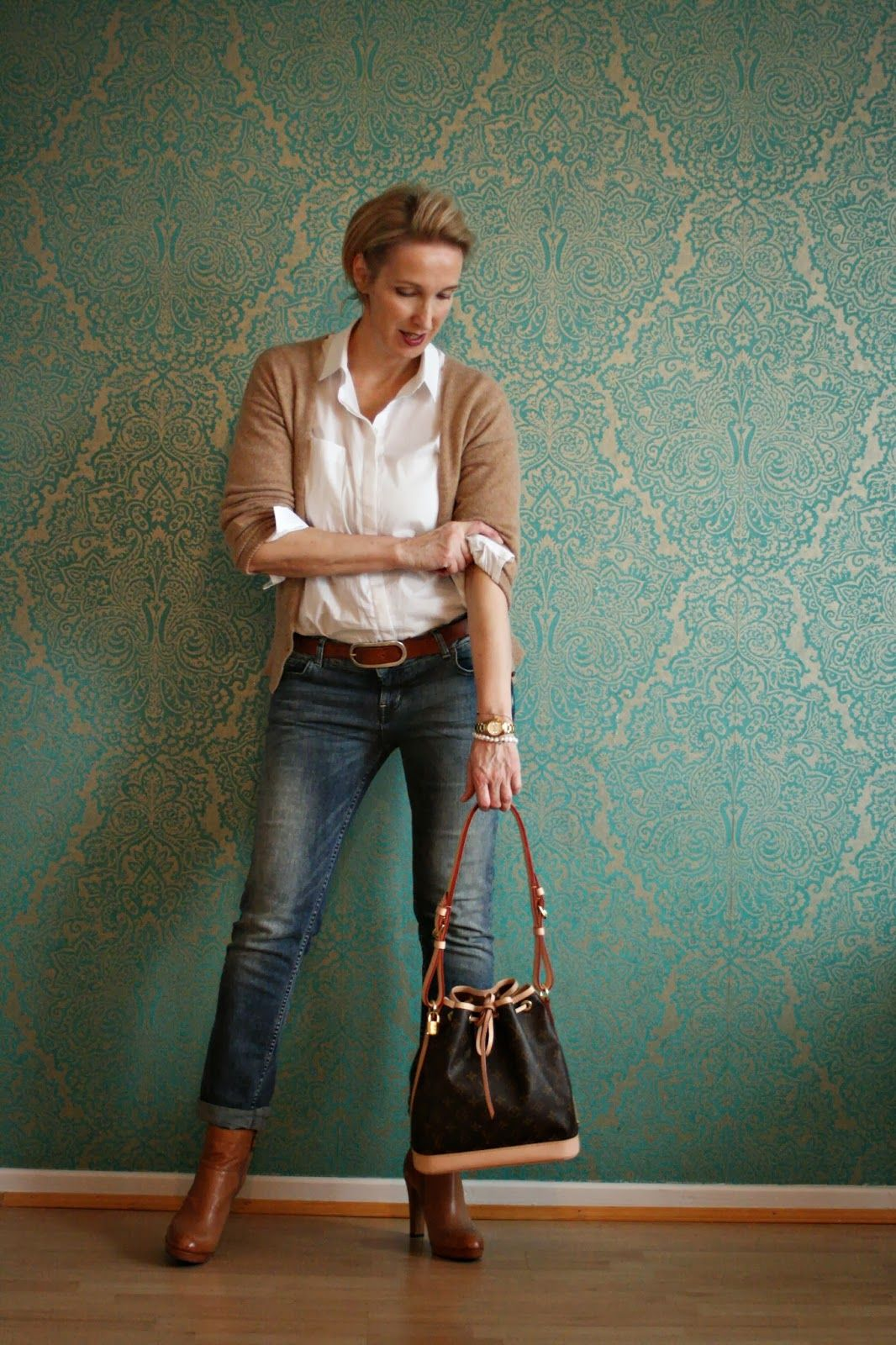 Classic style for mature women