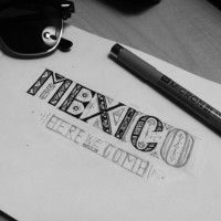 Inspiração Tipográfica #144 - Choco la Design | Choco la Design | Design é como chocolate, deixa tudo mais gostoso.