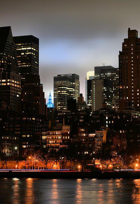 Pin De Karrie Rombach Em Manhattan Skylines Cidade Riqueza