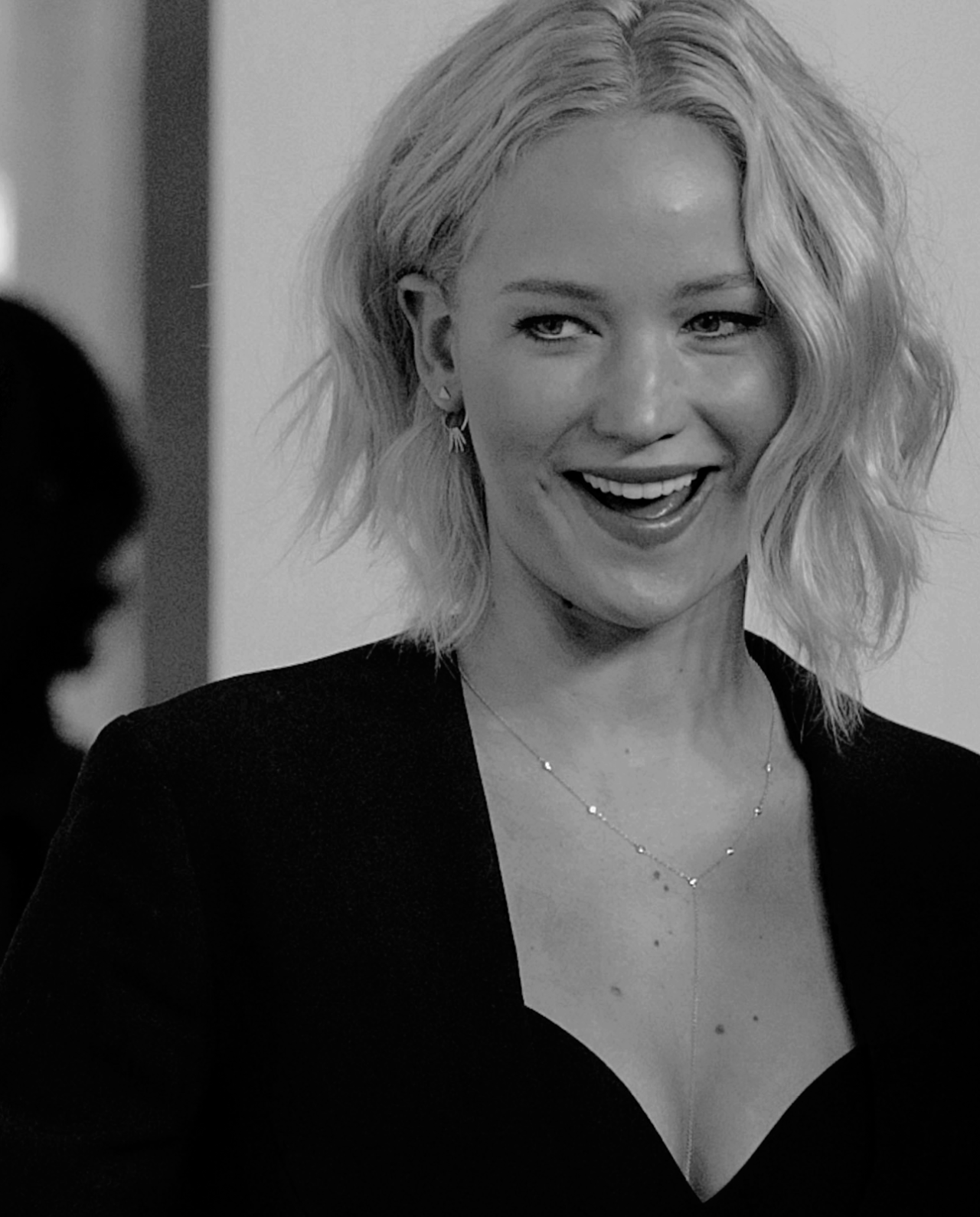 Jennifer Lawrence attends the 88th Annual Academy Awards Nominee Luncheon in Beverly Hills, California.