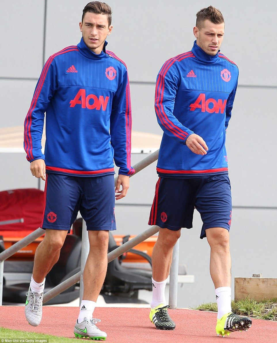 Man United Stars Train Ahead Of Premier League Opener With
