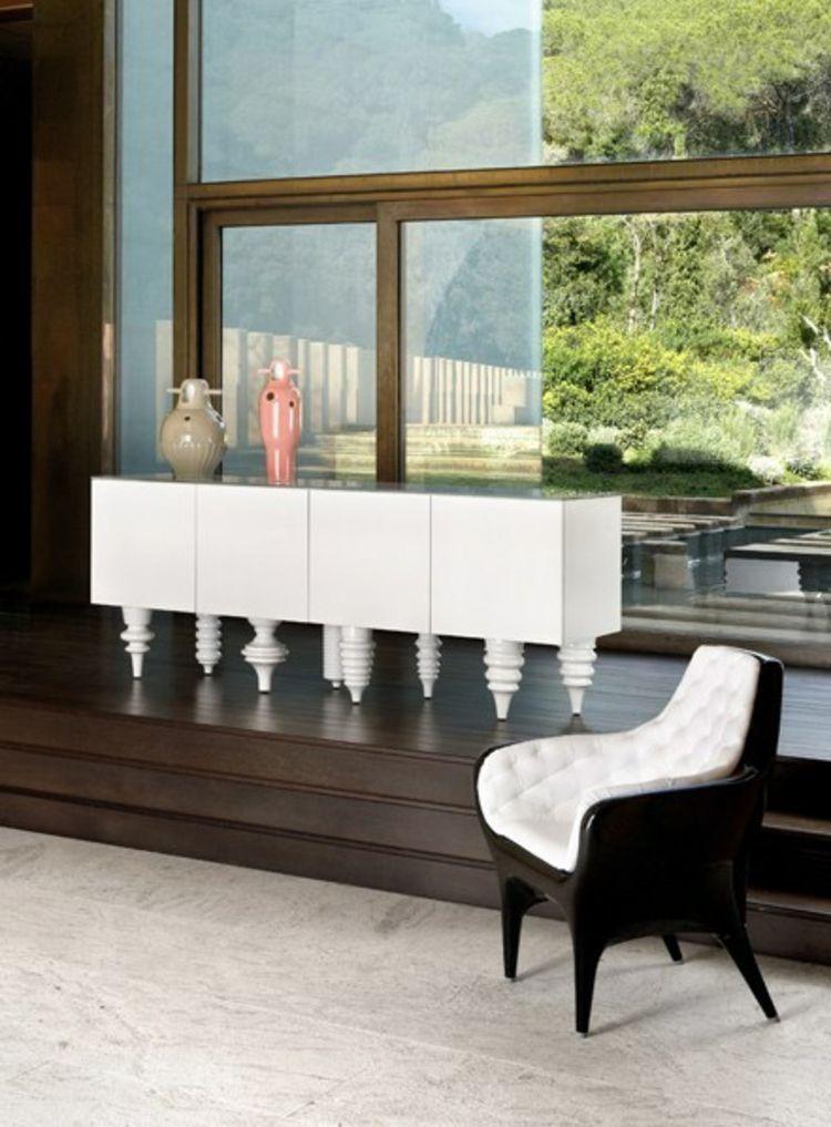 Meuble salle à manger idées pour un buffet moderne Buffet - salle a manger design moderne
