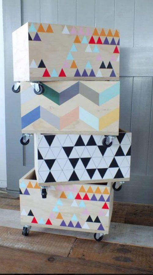 boxen f rs kinderzimmer diy selbermachen pinterest boxen kinderzimmer und leo. Black Bedroom Furniture Sets. Home Design Ideas