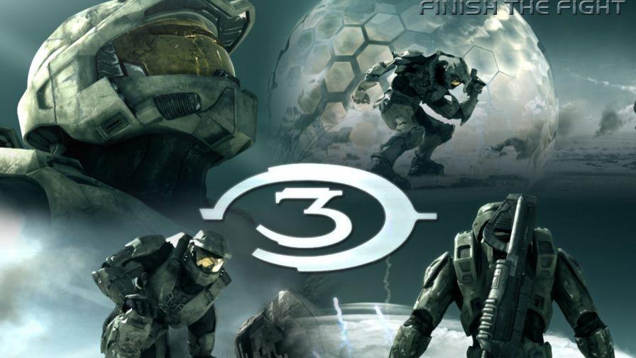 Halo 3 Hd Wallpaper Games Halo 3 Halo Halo Reach