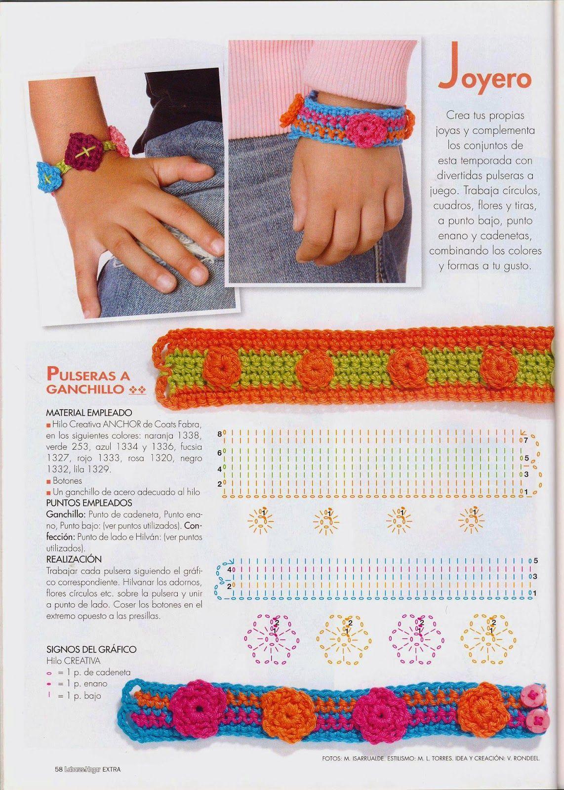 Revista de crochet moderna - Cursos y tutoriales para manualidades ...