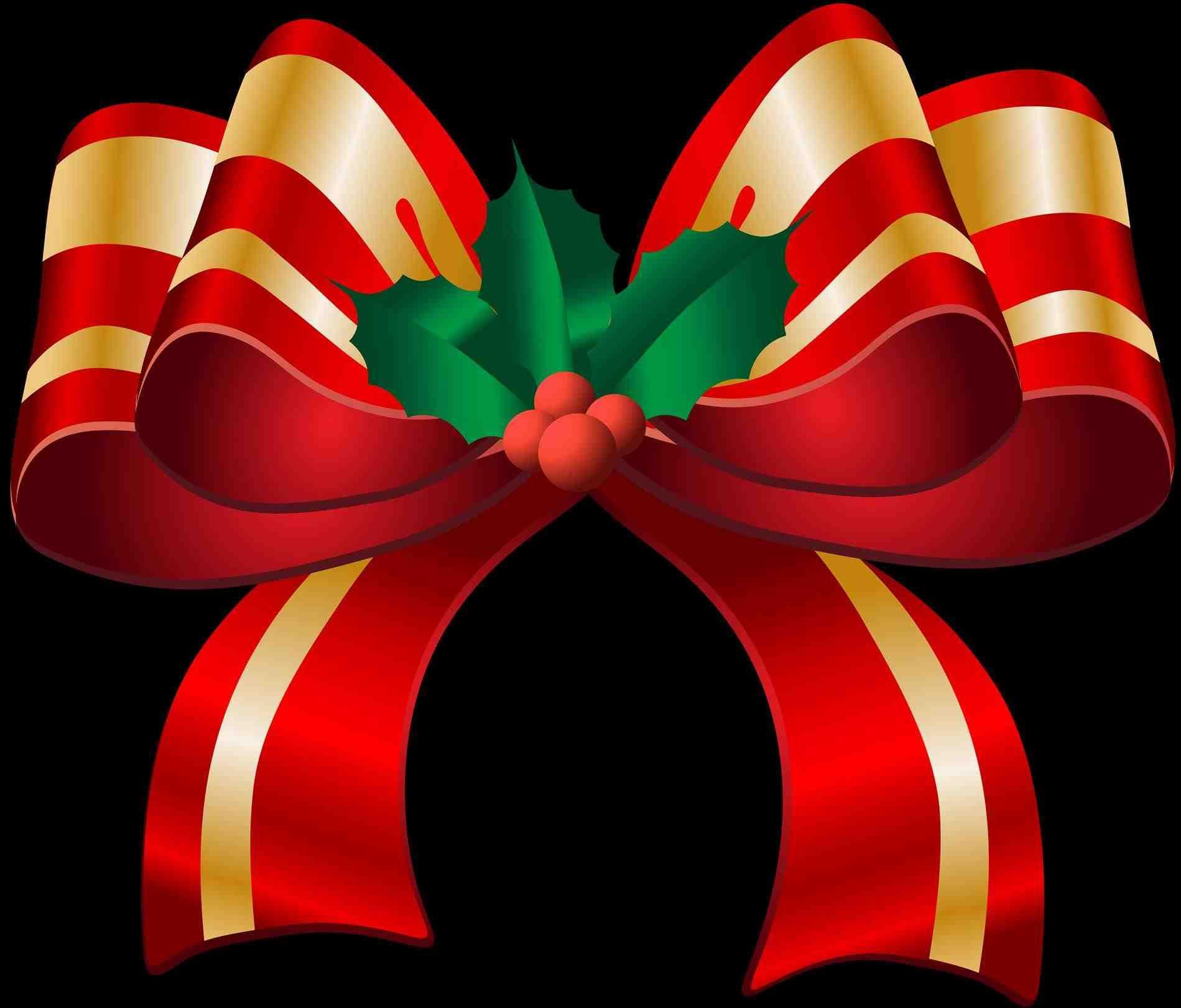 New Post-christmas present bow clip art-Trendingcheminee.website ...