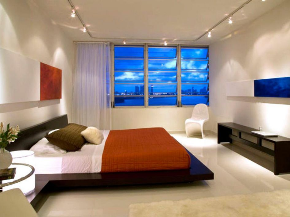 Bedroom Track Lighting - Interior Design for Bedrooms Check more at ...