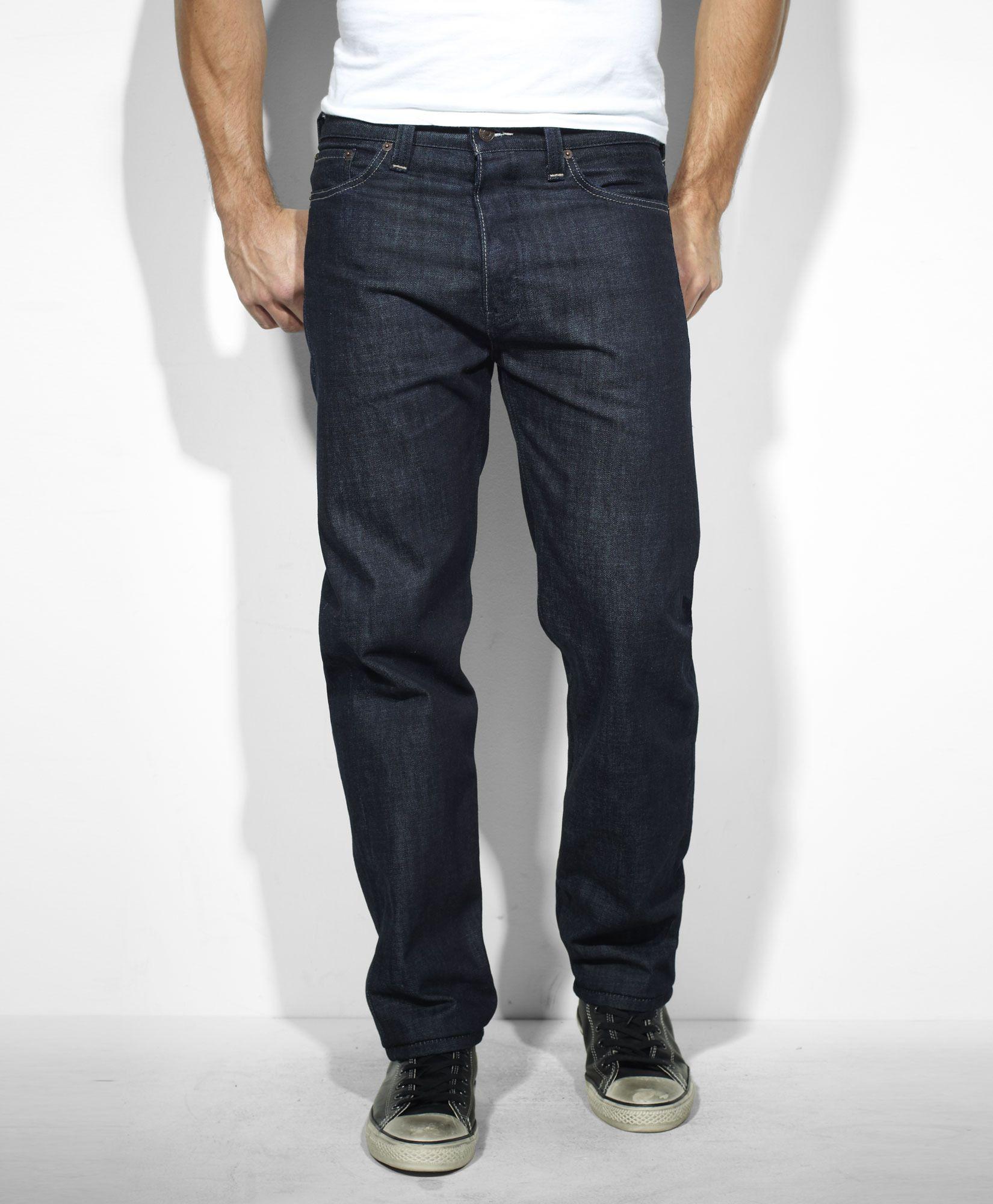 Levi's 562™ Loose Taper Jeans Rigid Golden Jeans