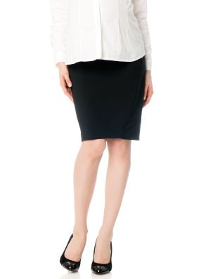 c6ebf774dab3a From A Pea in the Pod: Secret Fit Belly  Pencil Fit Maternity Skirt ...