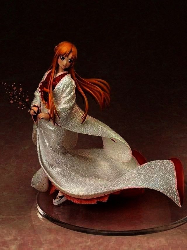 Figure Shows Off Her Grace  Sword Art Online Asunas PureWhite Wedding Dress Figure Shows Off Her Grace  Sword Art Online Asunas PureWhite Wedding Dress Figure Shows Off H...