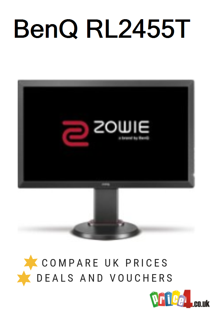 BenQ RL2455T - UK Prices  BenQ ZOWIE RL2455T 24 Inch Console