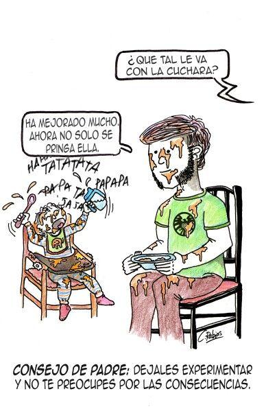 Consejos de padre - Viñeta 07 - C.Rabias
