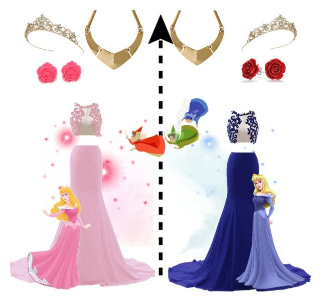 """Make it pink, make it blue"" by lizzycorn on Polyvore featuring mode, WALL en Bling Jewelry"