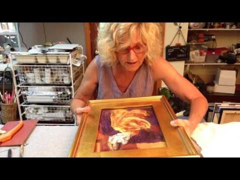 How To Frame A Pastel Painting By Tracy Haines Youtube Pastel Painting Pastel Art Pastel Drawing