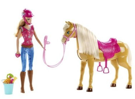 Target 50 Off Barbie Tawny Horse And Doll Set Cartwheel