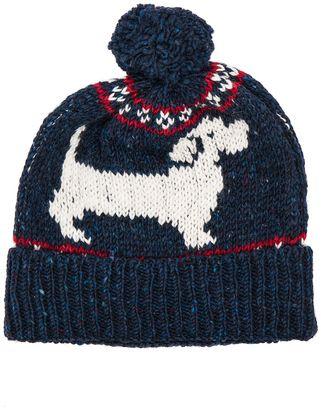 Thom Browne Hector Browne Fair Isle Hat | Men's clothing | Pinterest