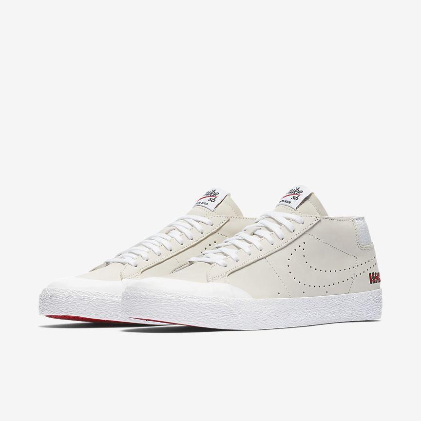 Nike SB Ishod Wair Zoom Blazer Chukka