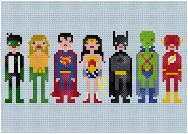 Amazing Pixel Art Design