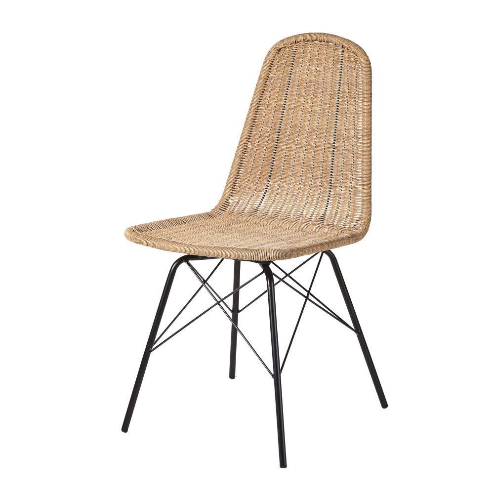 Garten Hangesessel Aus Weissem Metall Mit Grauen Kissen Sessel Stuhle Stuhl Schaukel