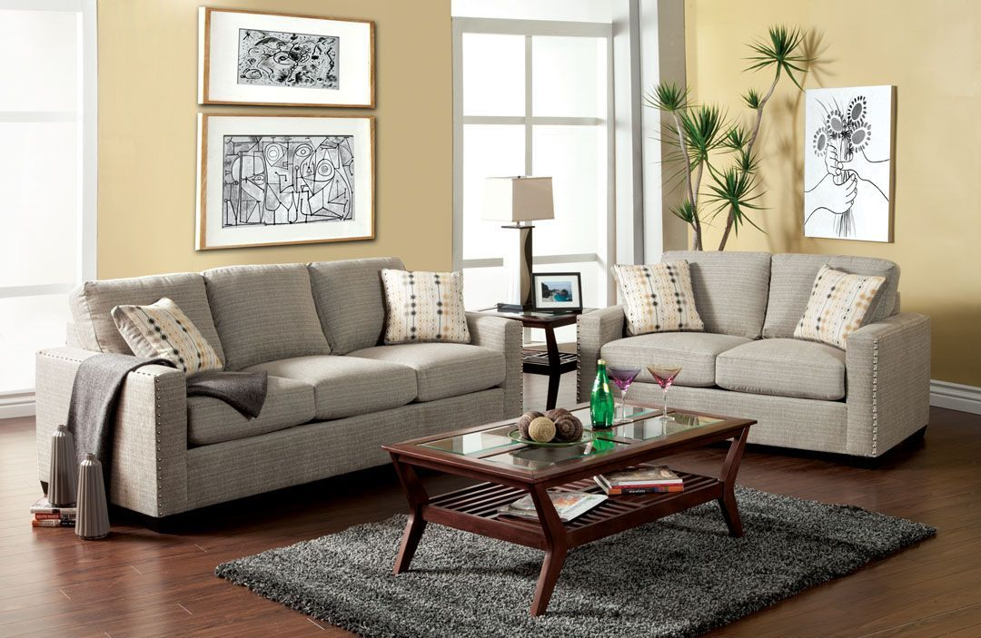 A M B Furniture Design Living Room Furniture Sofas And Sets Sofa Sets Made In Usa 2 Pc Wolver Contempor Sofa And Loveseat Set Sofa Set Furniture