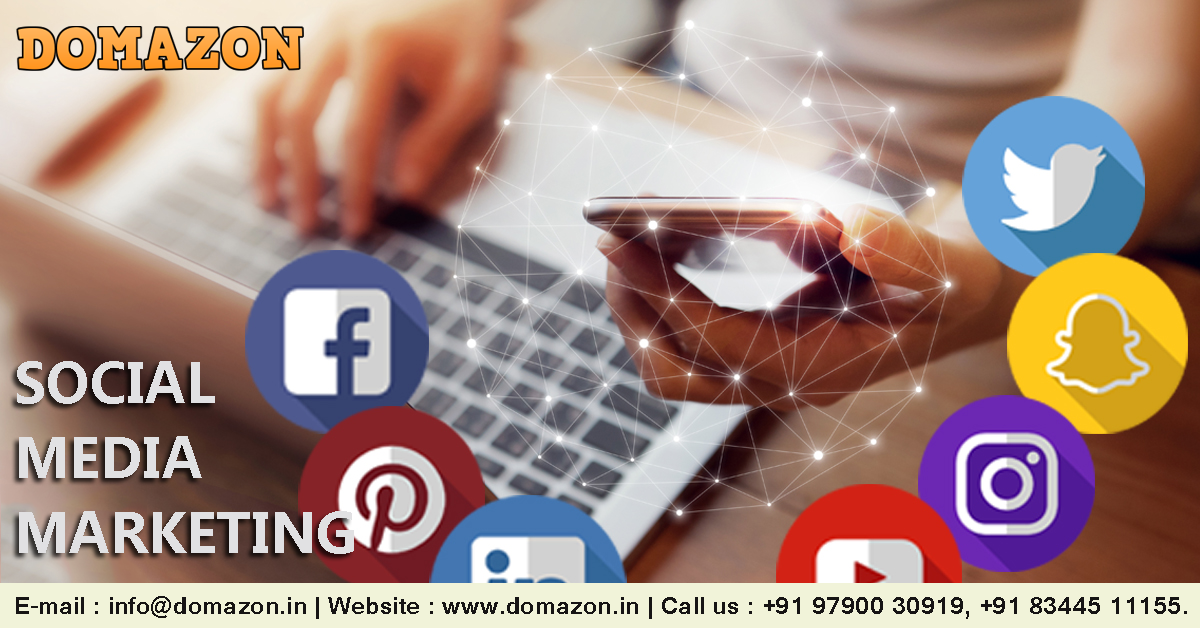 Social media marketing to excel your business! Call us