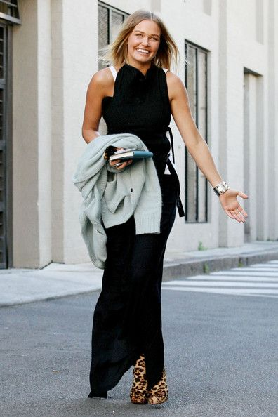 b535ab44ed3 la modella mafia Lara Bingle model off duty street style 5 ...