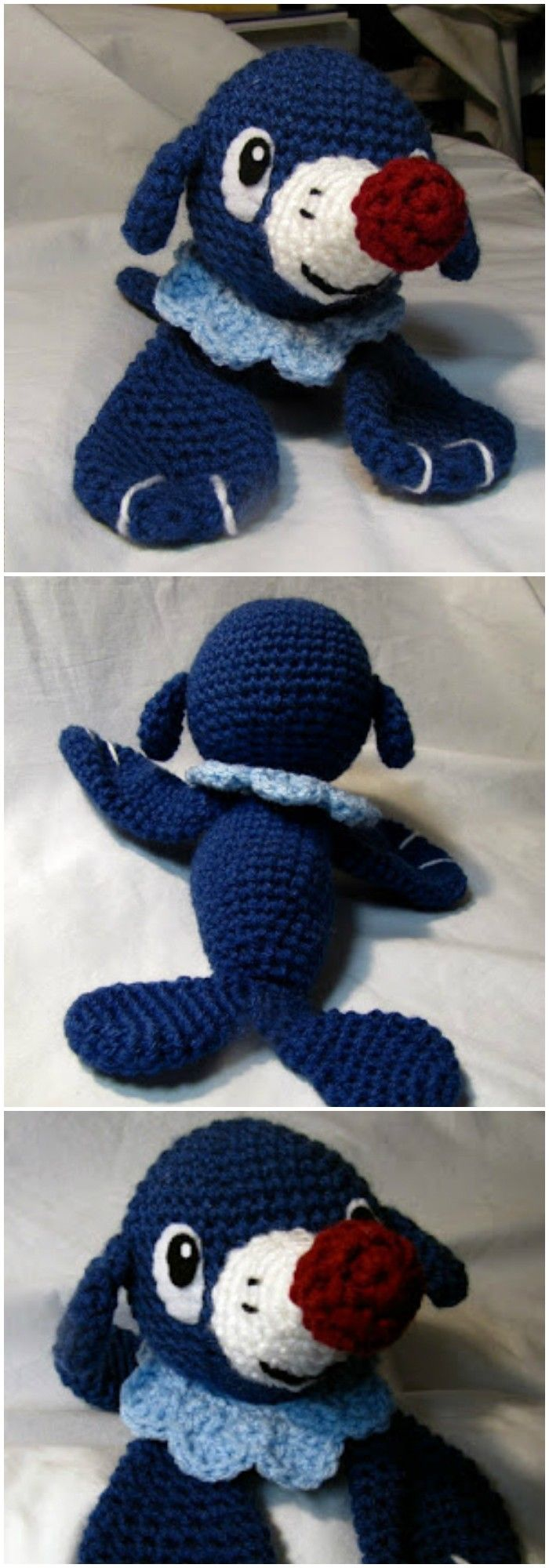 Here we have shared a grand list of free crochet amigurumi patterns ...