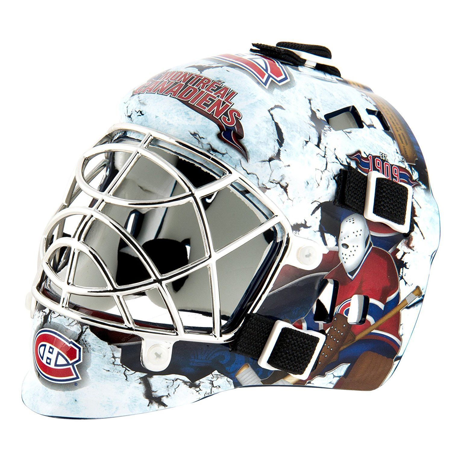 separation shoes 692c5 65d2a FRANKLIN Sports NHL Montreal Canadiens Mini Goalie Mask Carey Price FREE  SHIPPING