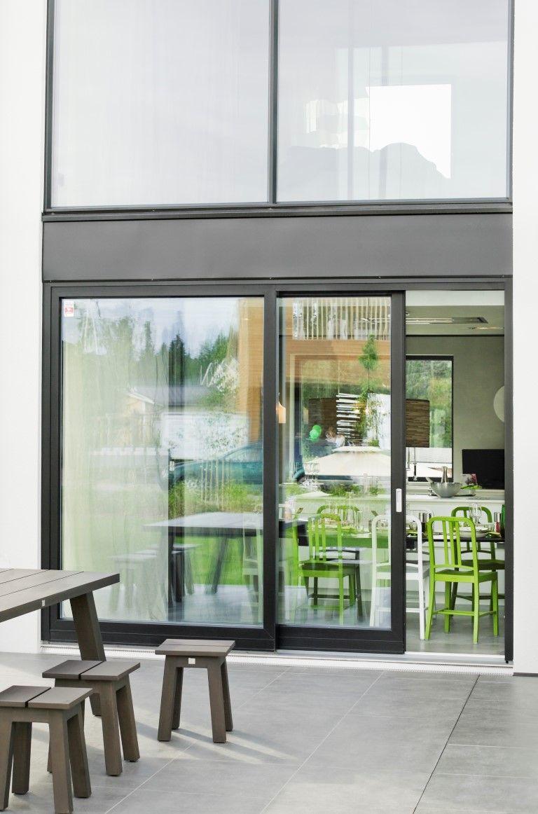 Tiivi Ikkunat ja liukuovi-Casa Forte-Asuntomessut 2012