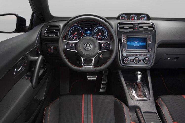 Vw Scirocco Gts Facelift 2015 Mit 220 Pferden Volkswagen