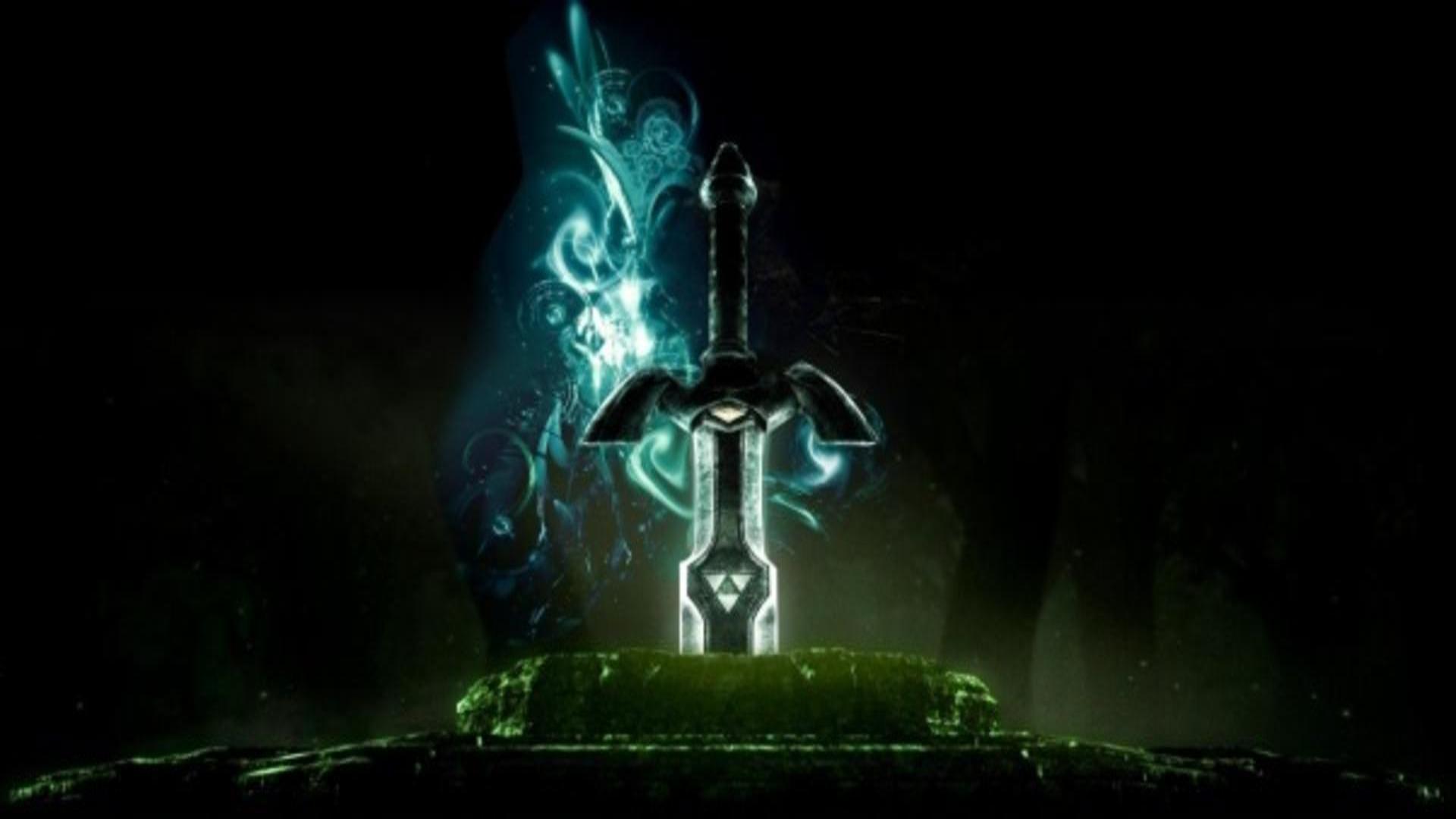 Gaming Wallpaper Dump Zelda Master Sword Master Sword Legend Of Zelda