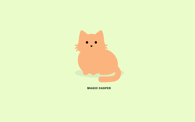Tabby Cat, A Chrome Extension That Generates an Animated